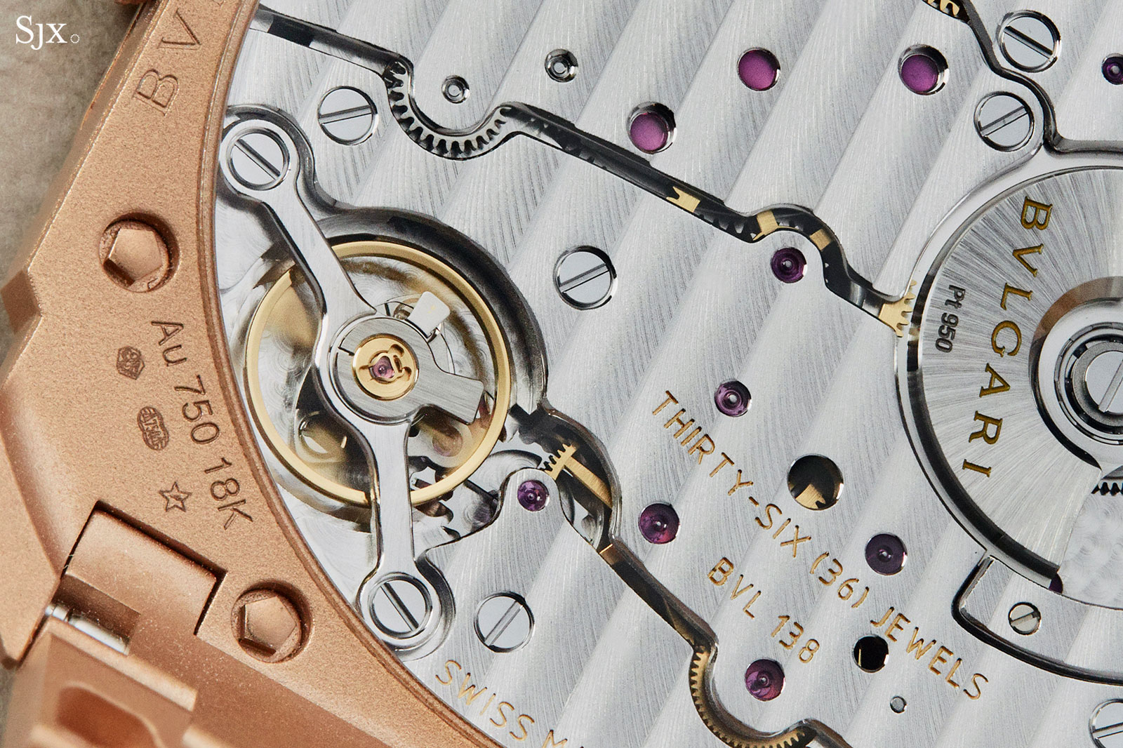 Bulgari Octo Finissimo Automatic rose gold 5