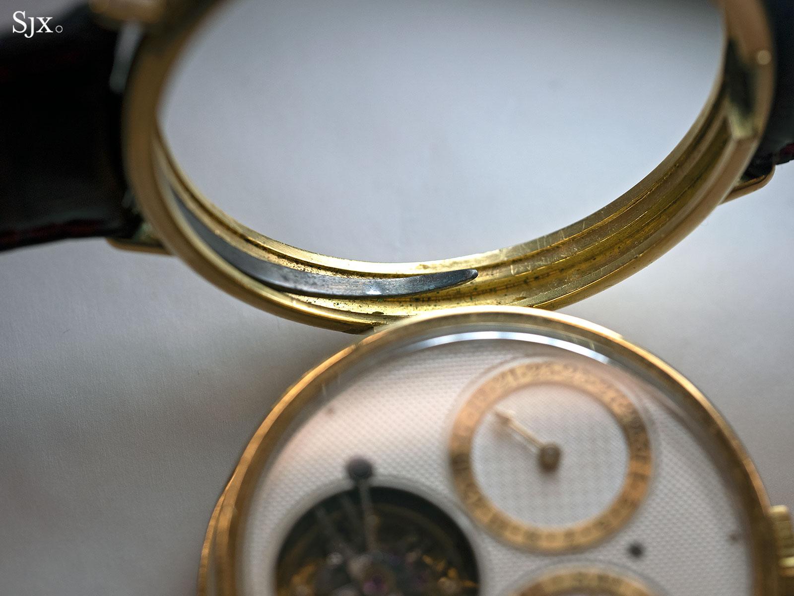 George Daniels Spring Case Tourbillon Wristwatch 13