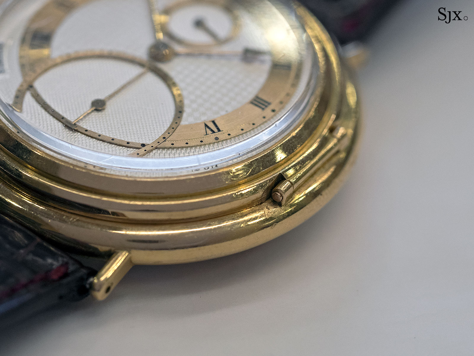 George Daniels Spring Case Tourbillon Wristwatch 2