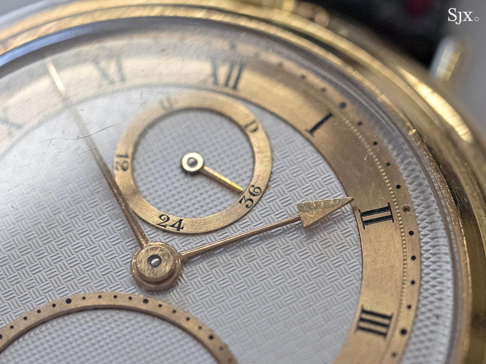 George Daniels Spring Case Tourbillon Wristwatch 3