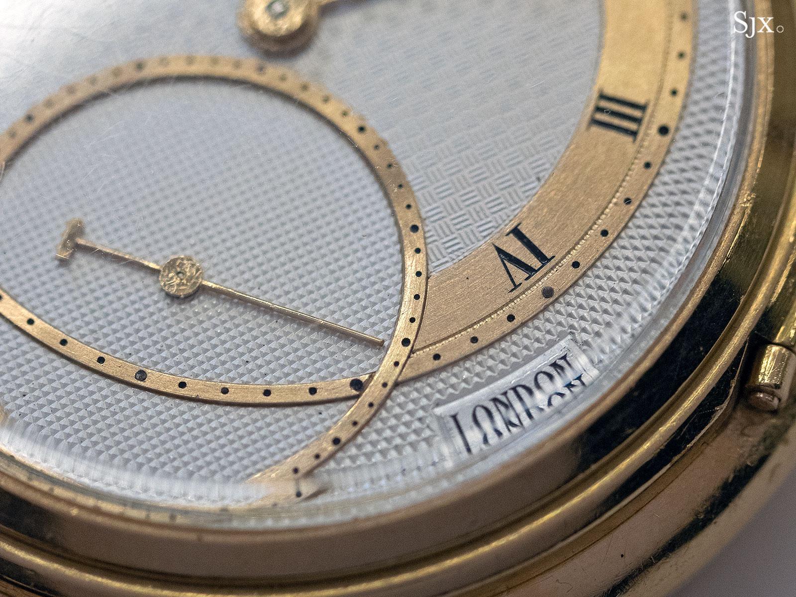 George Daniels Spring Case Tourbillon Wristwatch 4