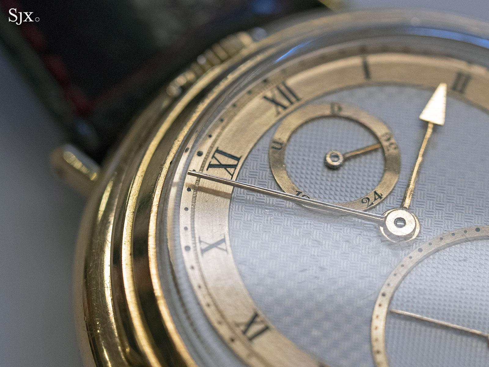 George Daniels Spring Case Tourbillon Wristwatch 5