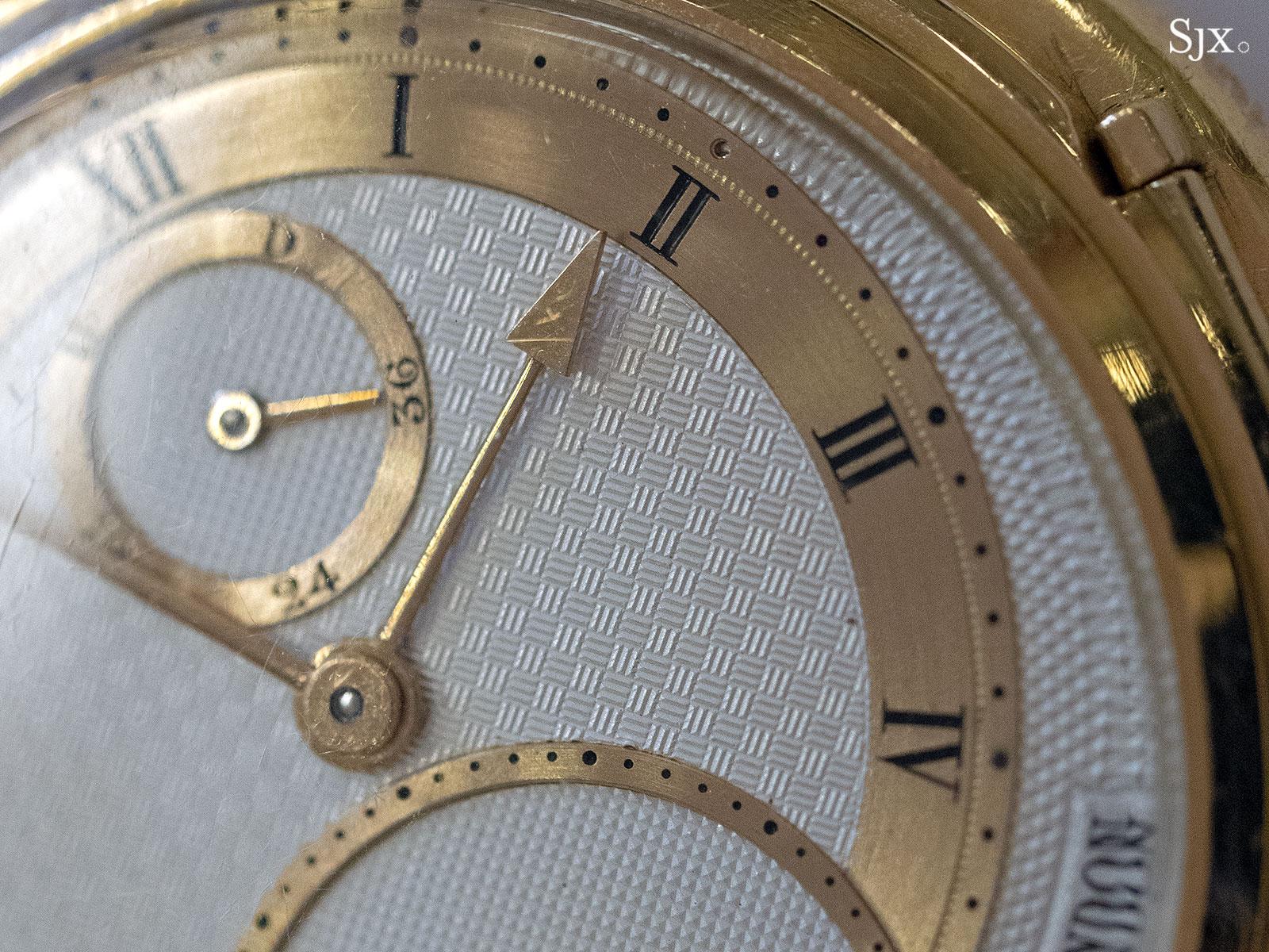 George Daniels Spring Case Tourbillon Wristwatch 6
