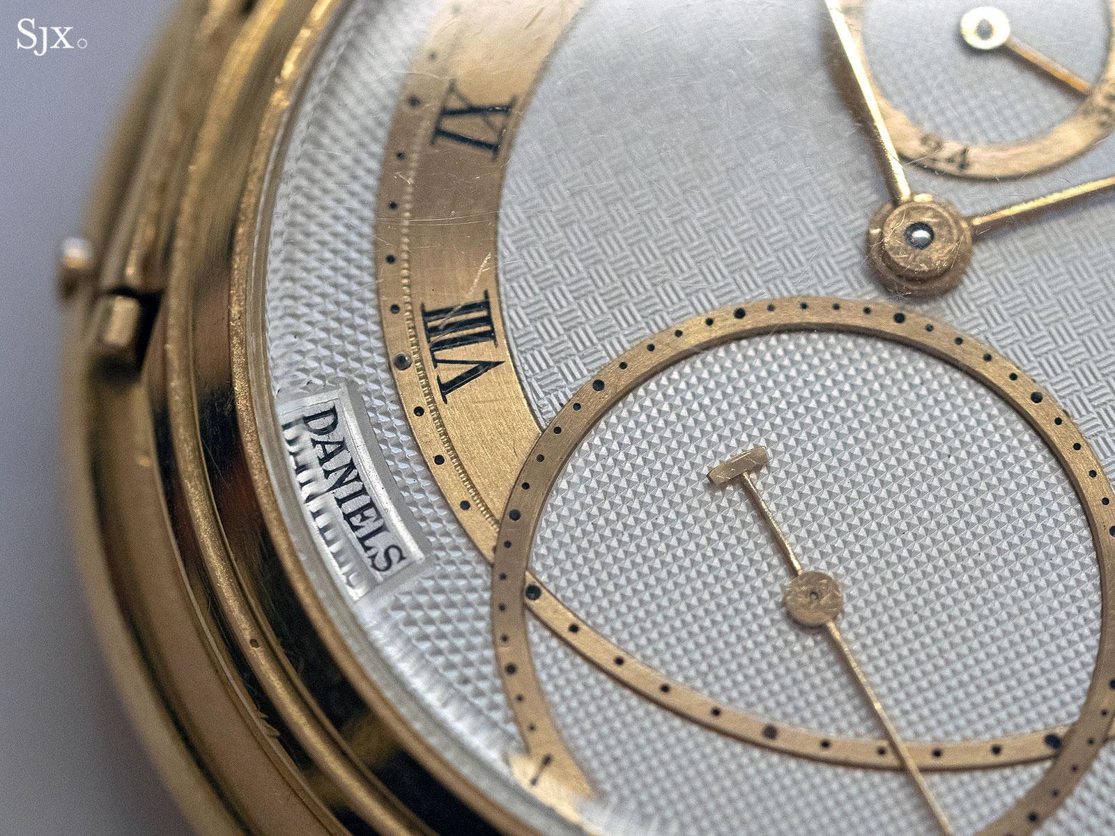 George Daniels Spring Case Tourbillon Wristwatch 7