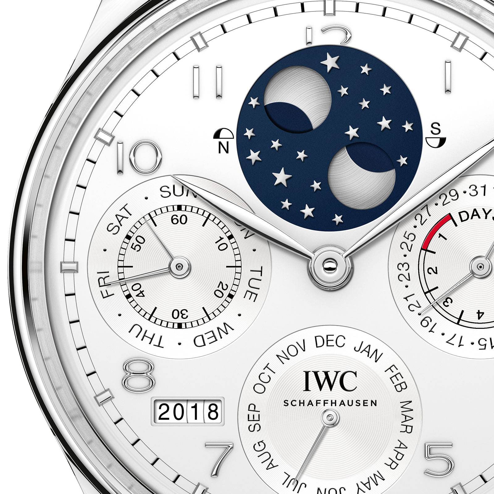 IWC Portugieser Perpetual Calendar platinum 1