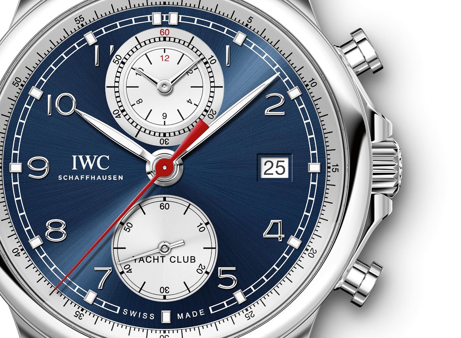 IWC Portugieser Yacht Club Chronograph Ref. IW390507 3