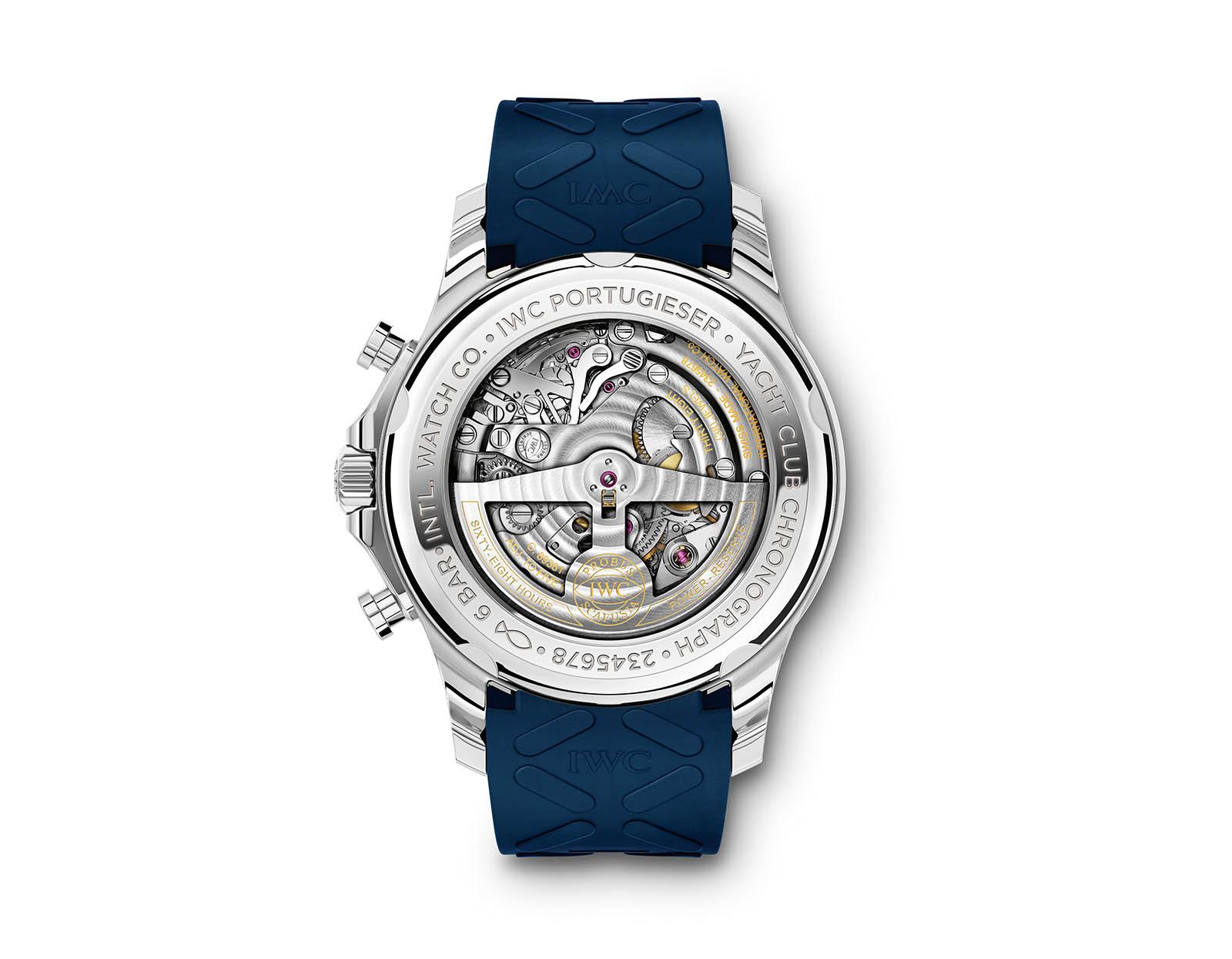 IWC Portugieser Yacht Club Chronograph Ref. IW390507
