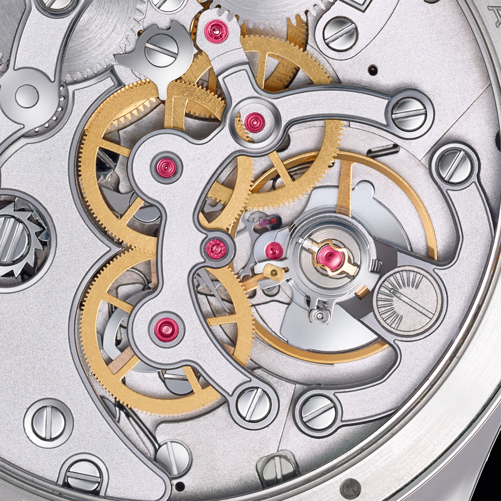 Leica L1 watch movement