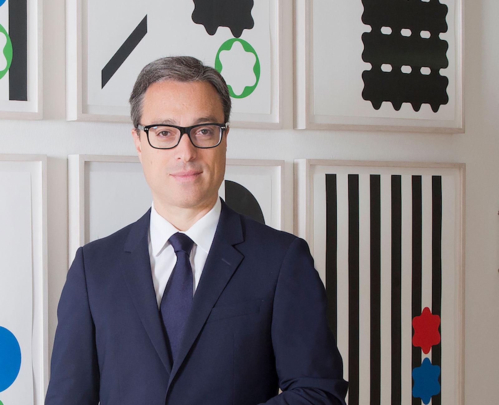 Nicolas Baretzki Montblanc CEO