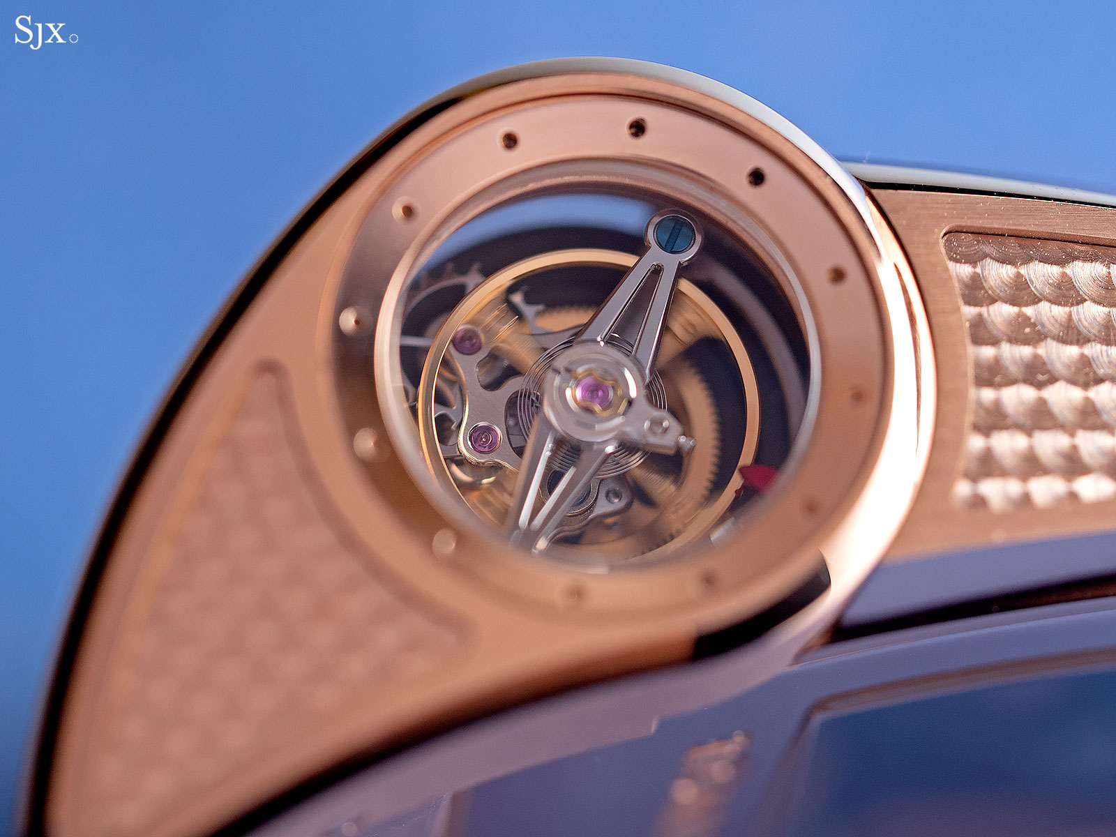 Parmigiani Bugatti Type 390 watch 10