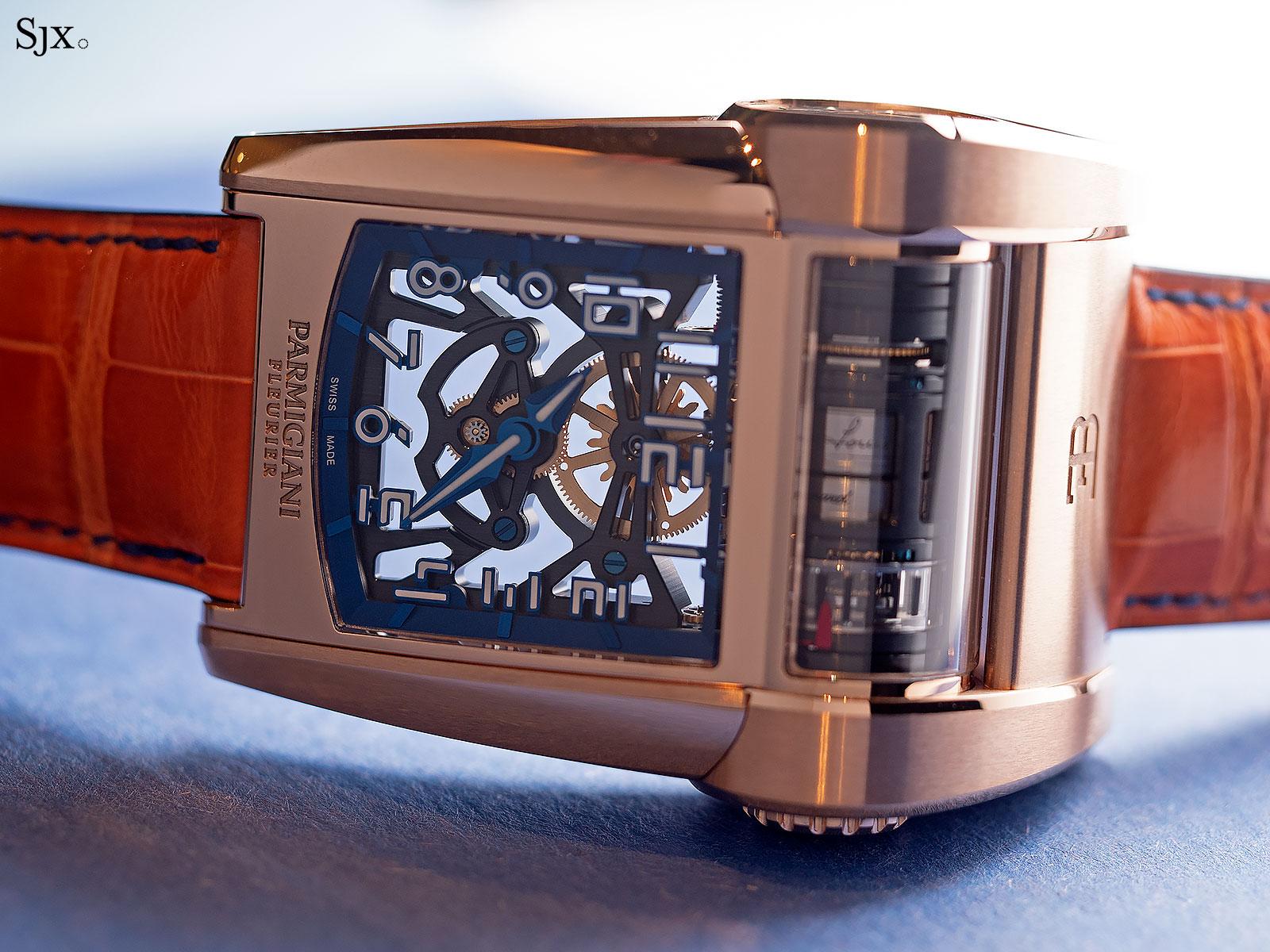 Parmigiani Bugatti Type 390 watch 11