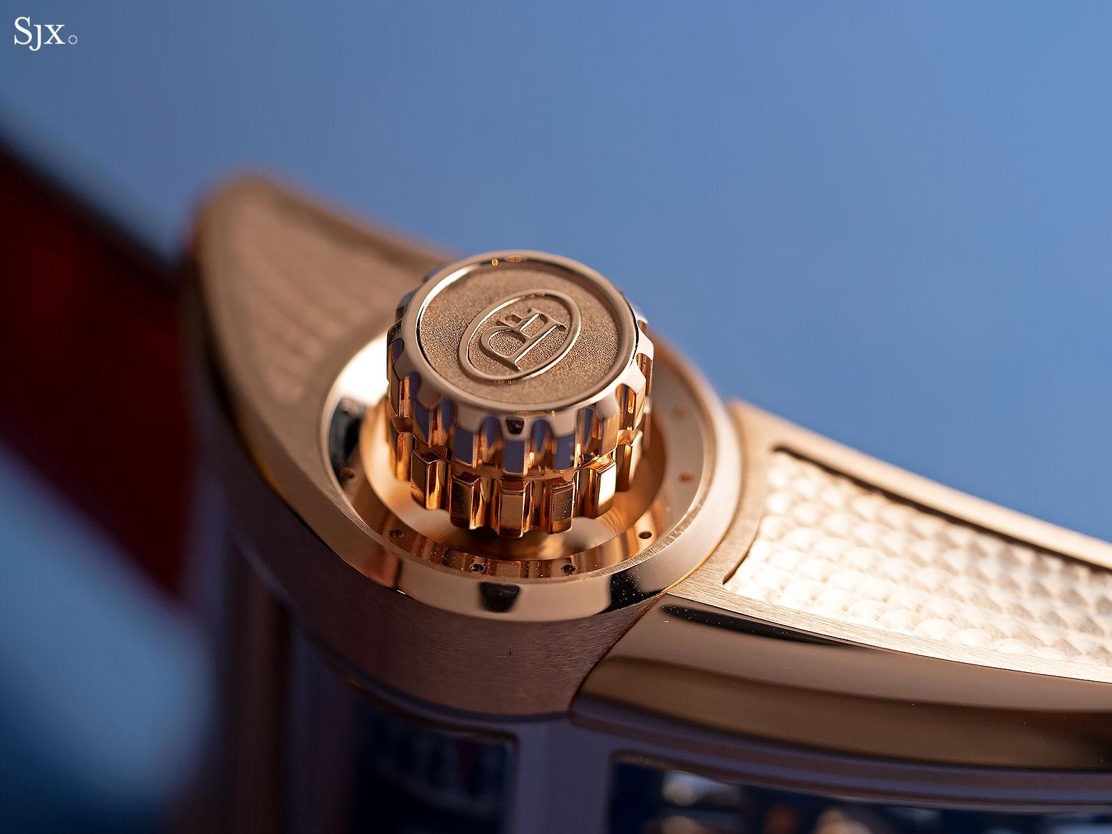Parmigiani Bugatti Type 390 watch 12