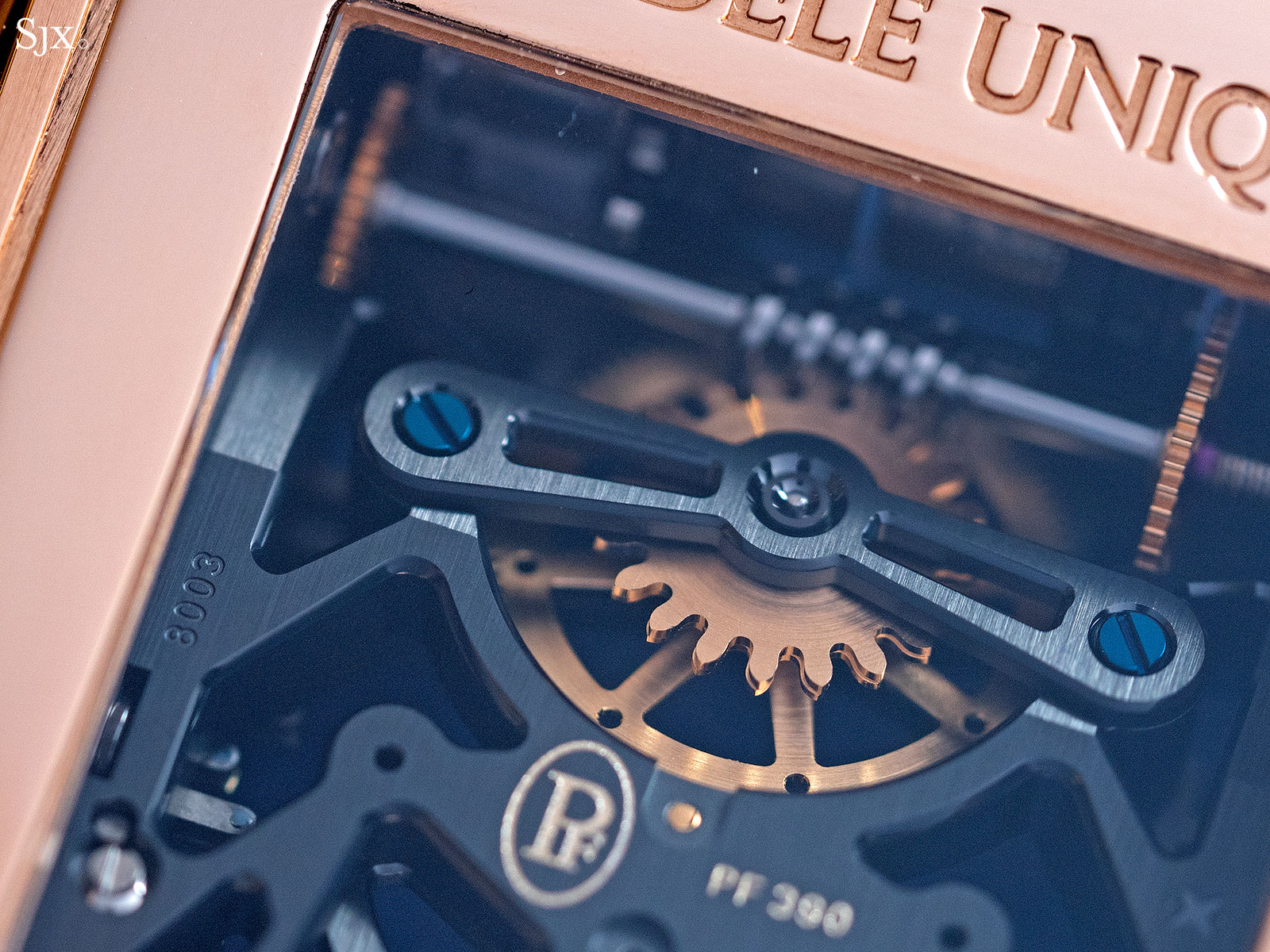 Parmigiani Bugatti Type 390 watch 15