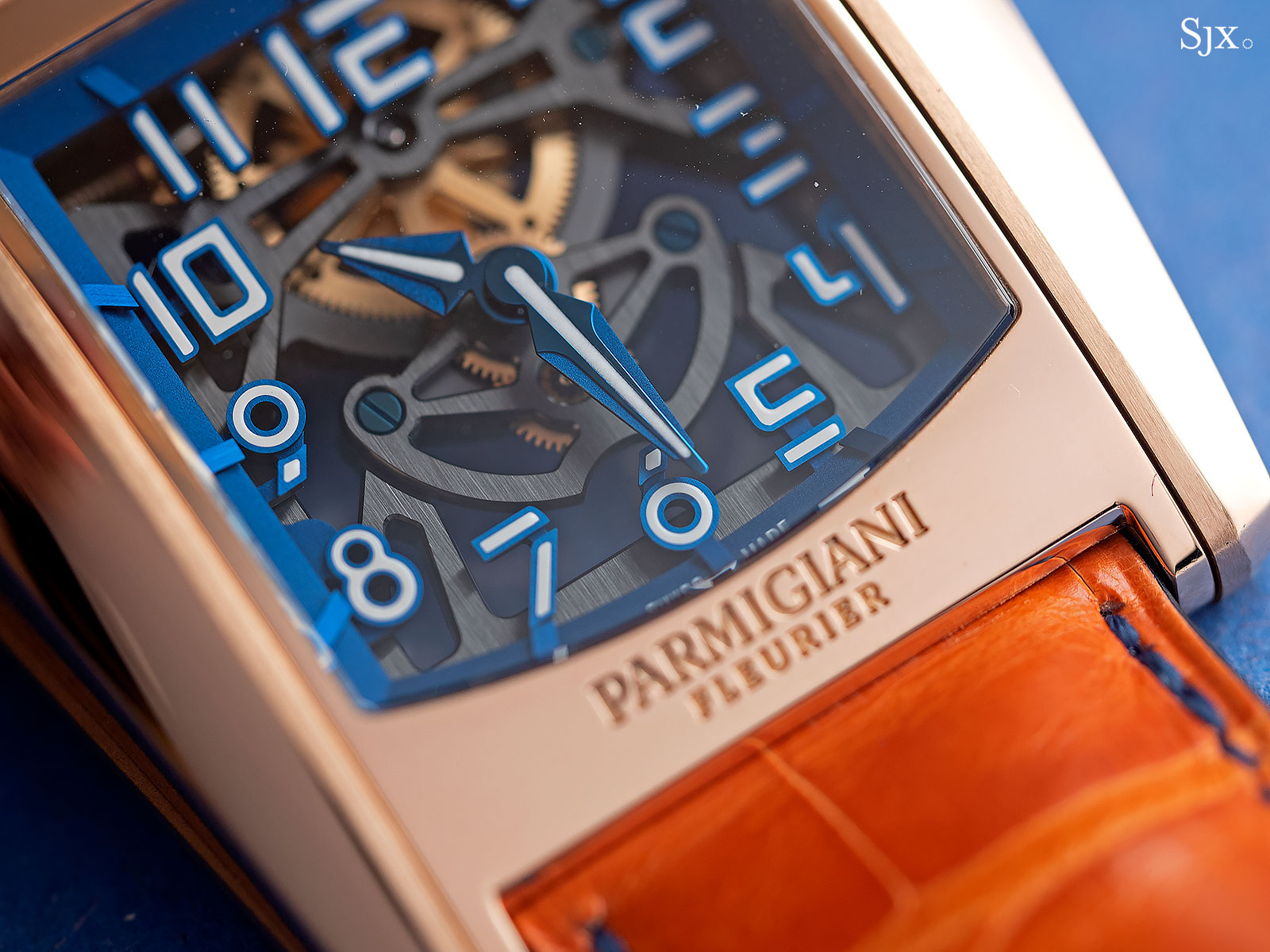Parmigiani Bugatti Type 390 watch 17
