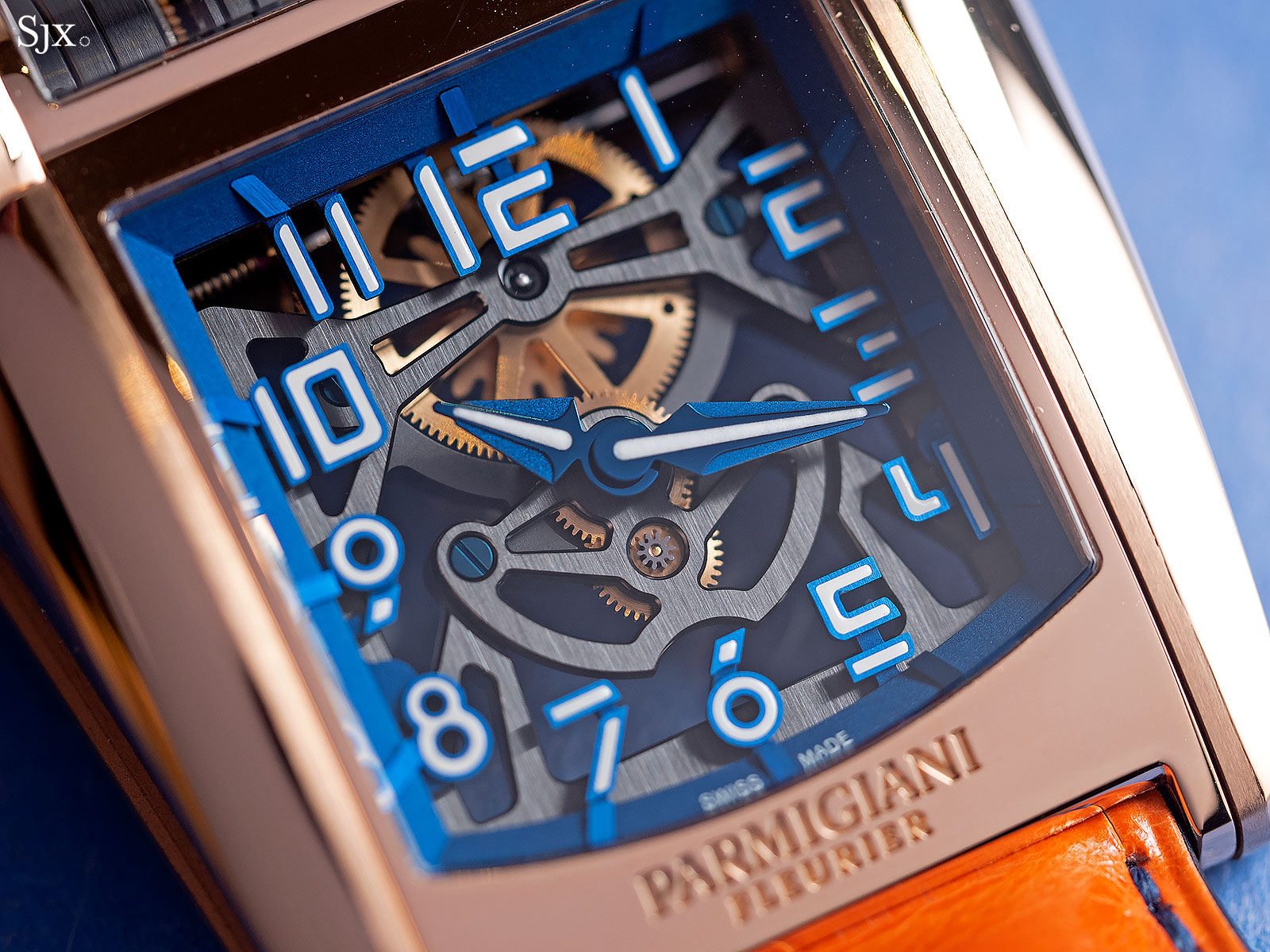 Parmigiani Bugatti Type 390 watch 2