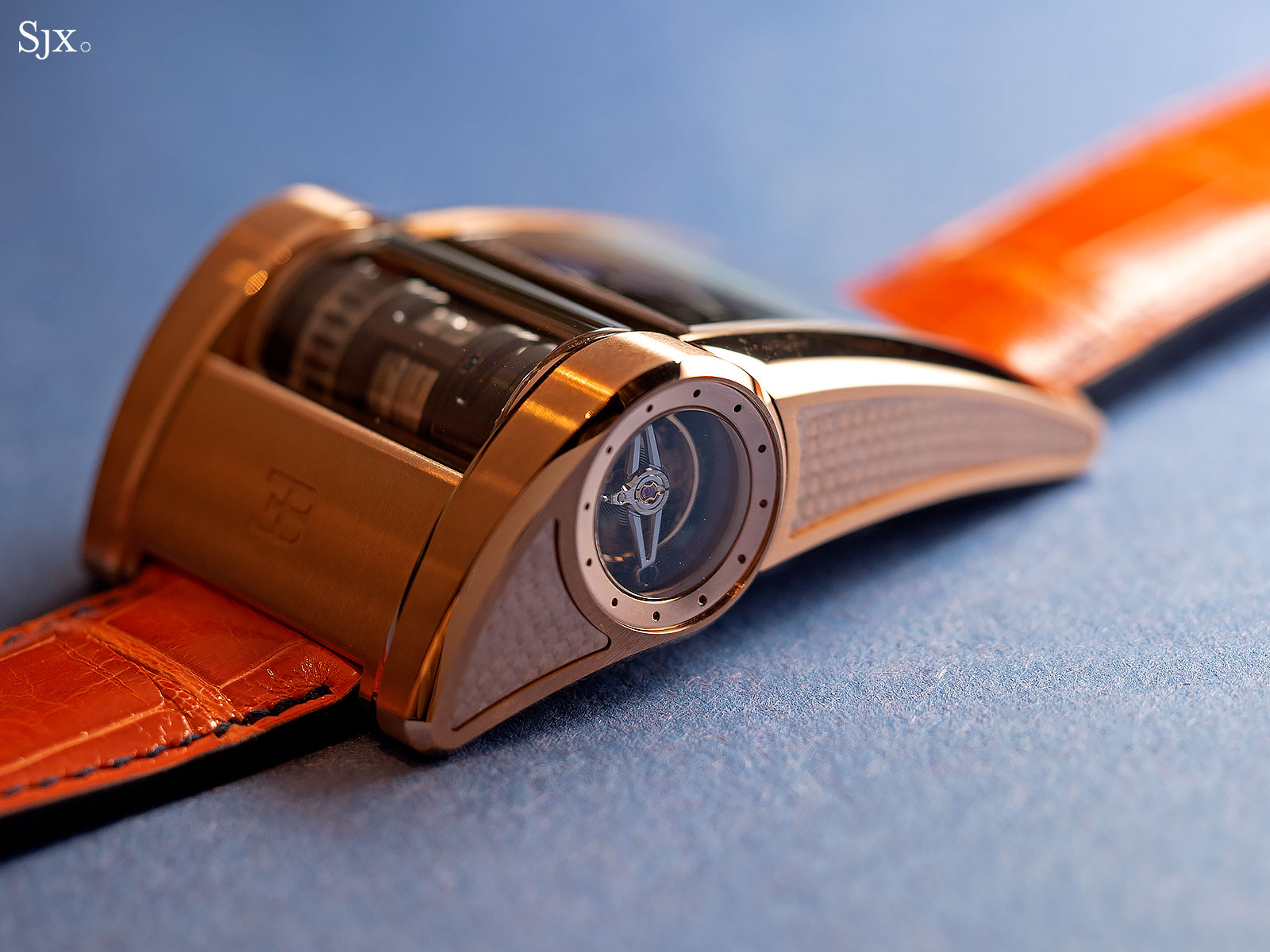 Parmigiani Bugatti Type 390 watch 4