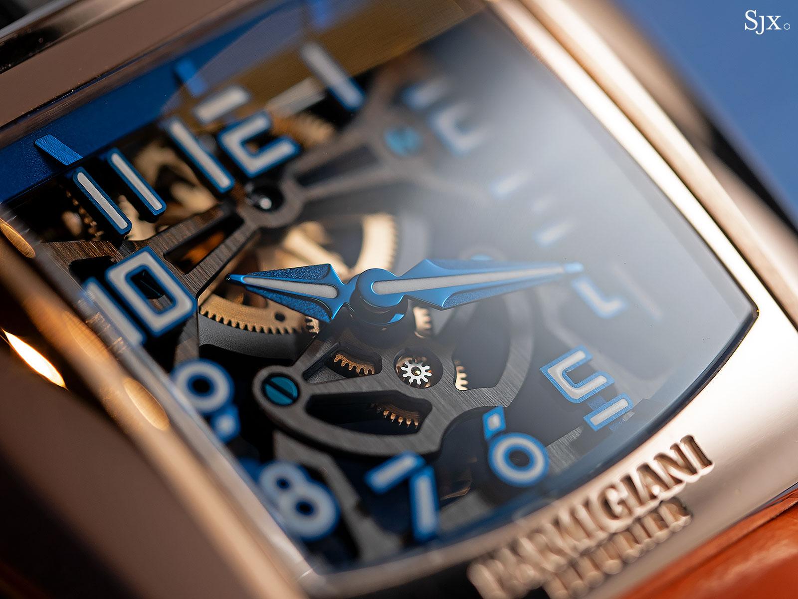 Parmigiani Bugatti Type 390 watch 6