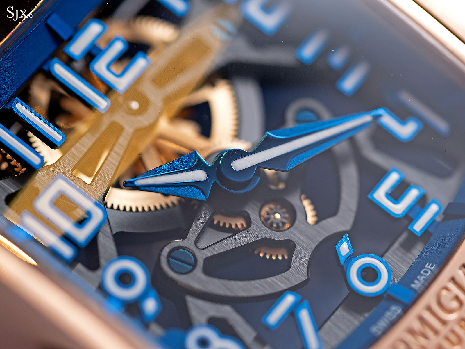 Parmigiani Bugatti Type 390 watch 7