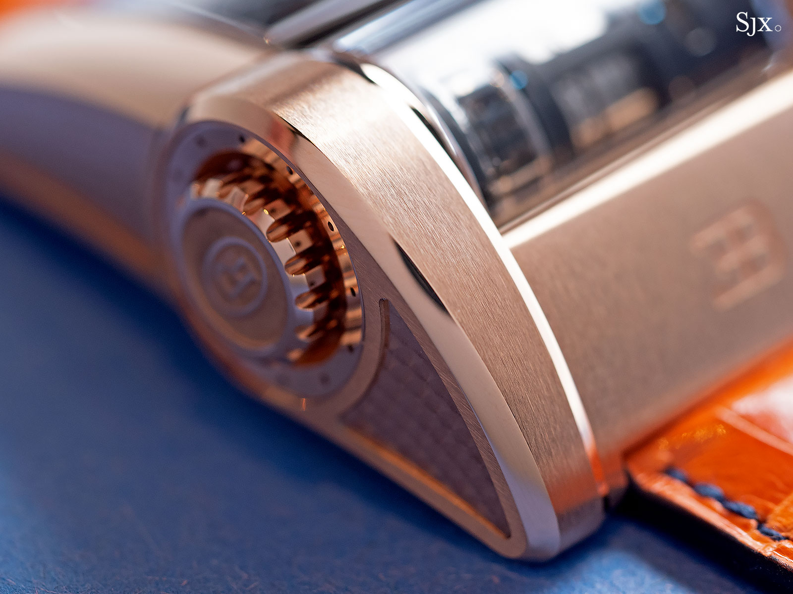 Parmigiani Bugatti Type 390 watch 9