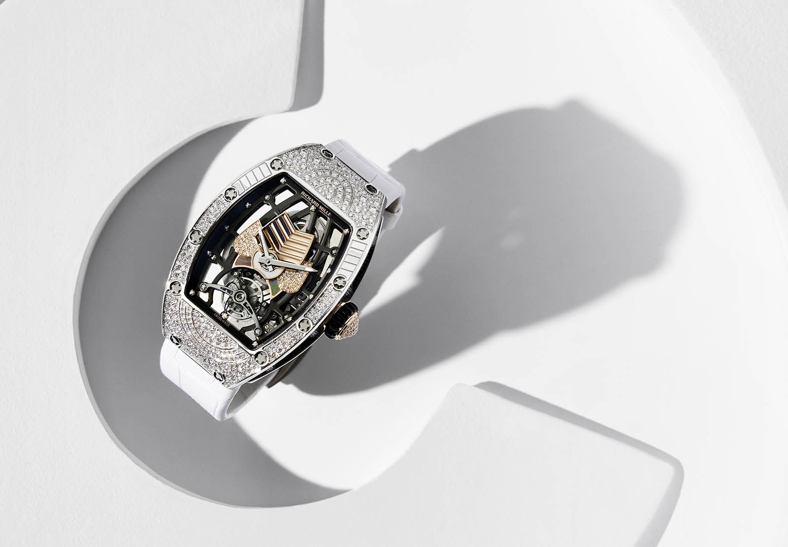 Richard Mille RM71-01 Automatic Tourbillon Talisman 2
