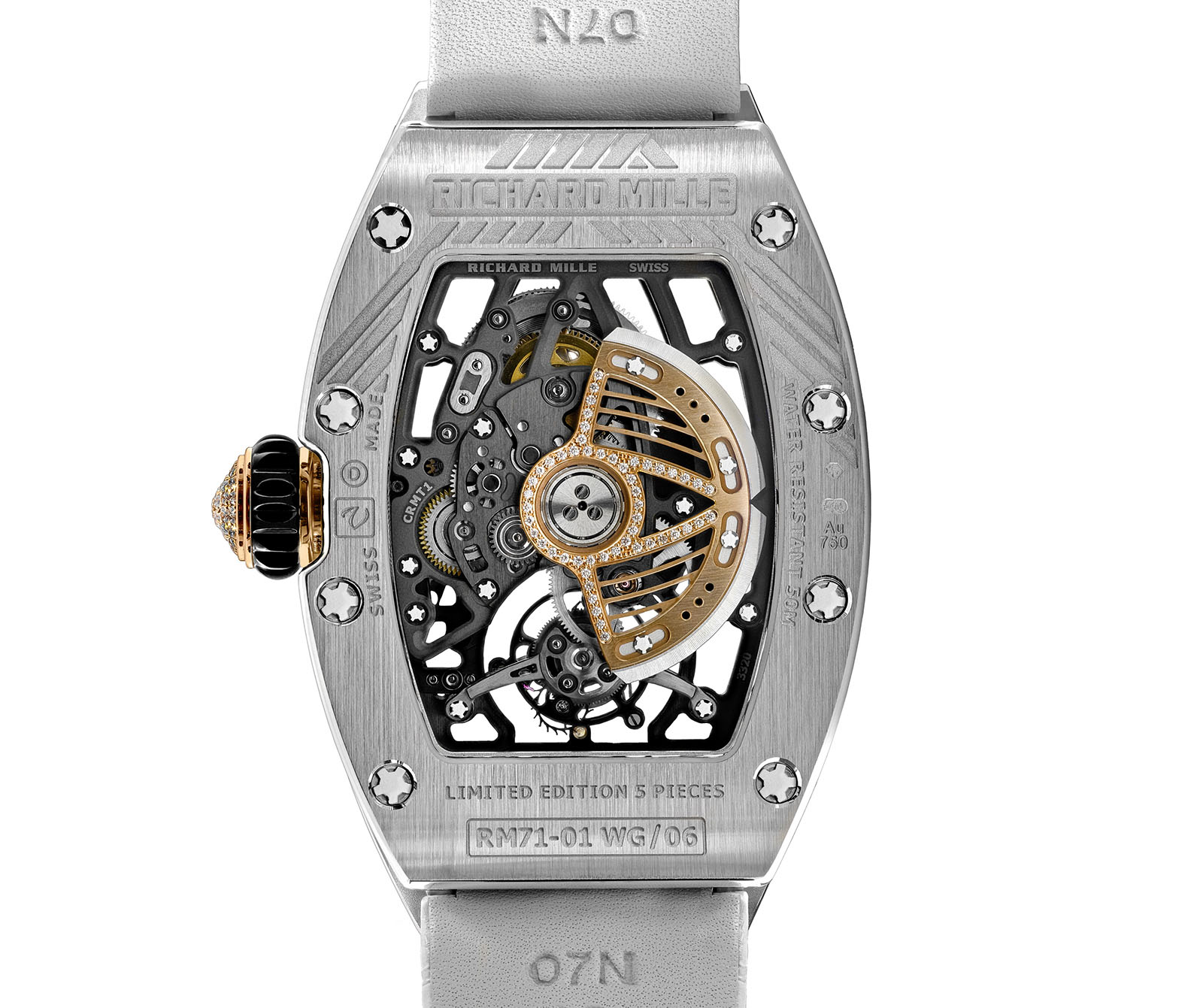 Richard Mille RM71-01 Automatic Tourbillon Talisman 5