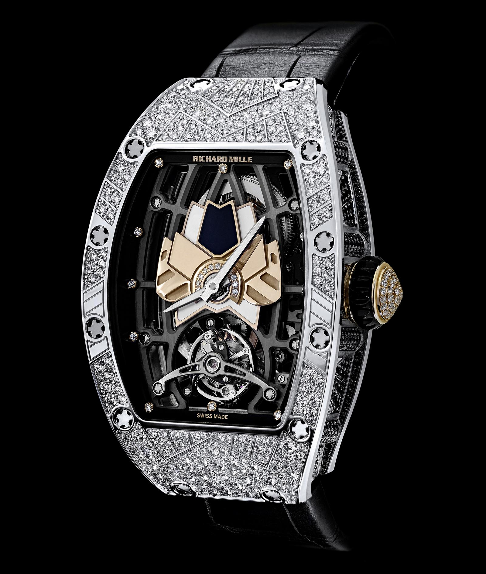 Richard Mille RM71-01 Automatic Tourbillon Talisman 8