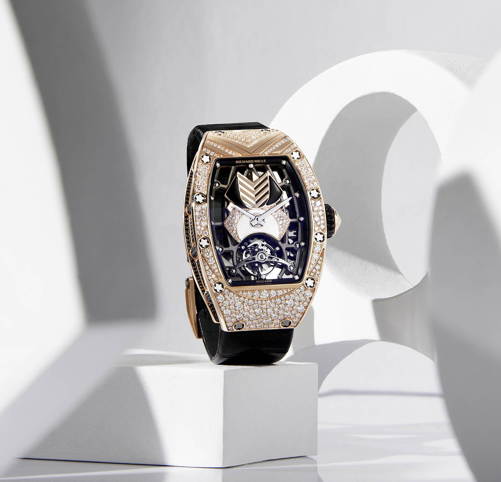 Richard Mille RM71-01 Automatic Tourbillon Talisman