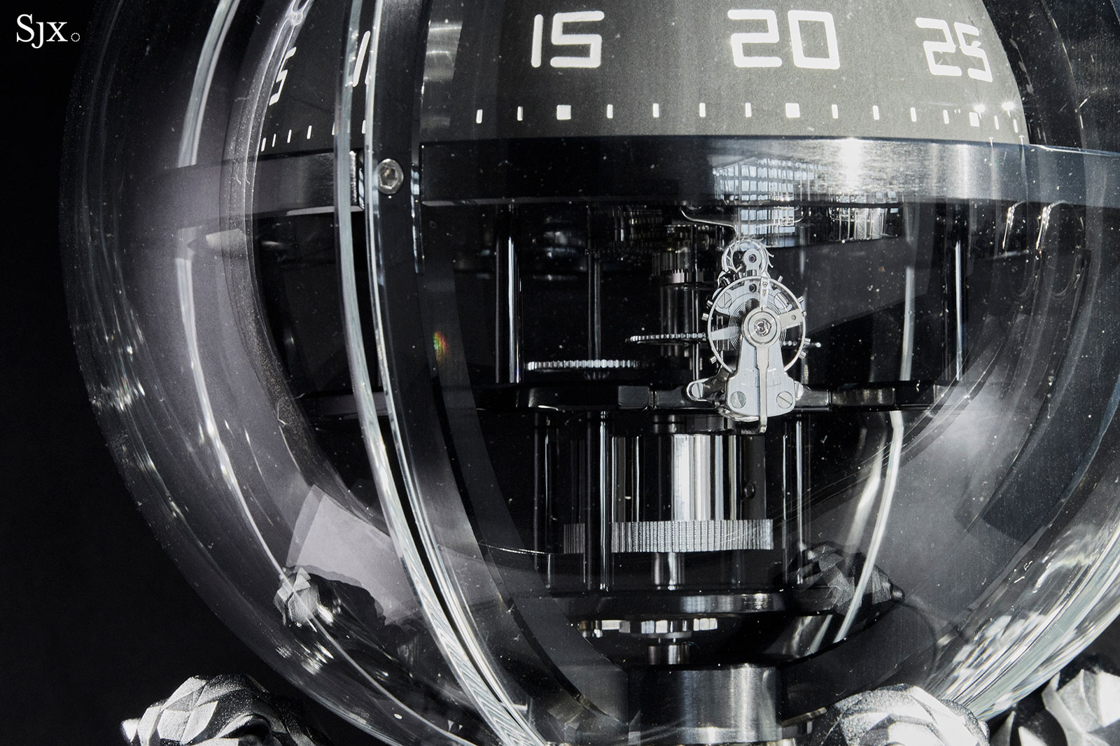 Chanel Chronosphere Clock 2