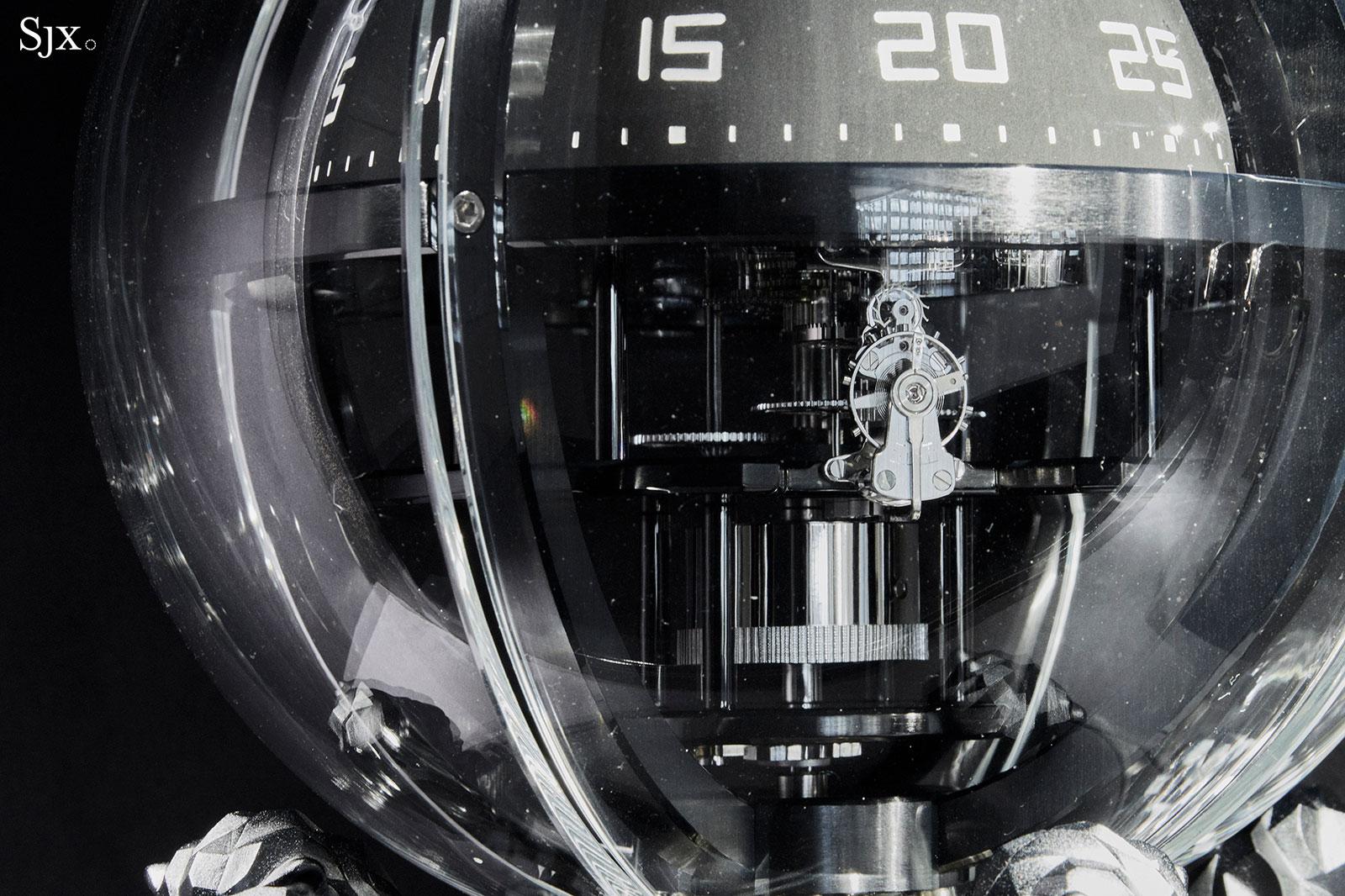 Chanel Chronosphere Clock 2