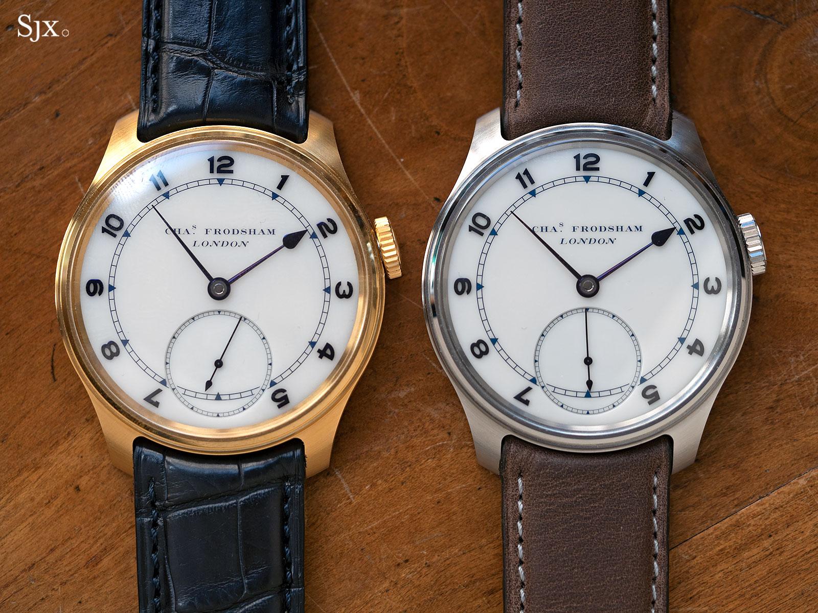 Charles Frodsham Double Impulse chronometer wristwatch 2