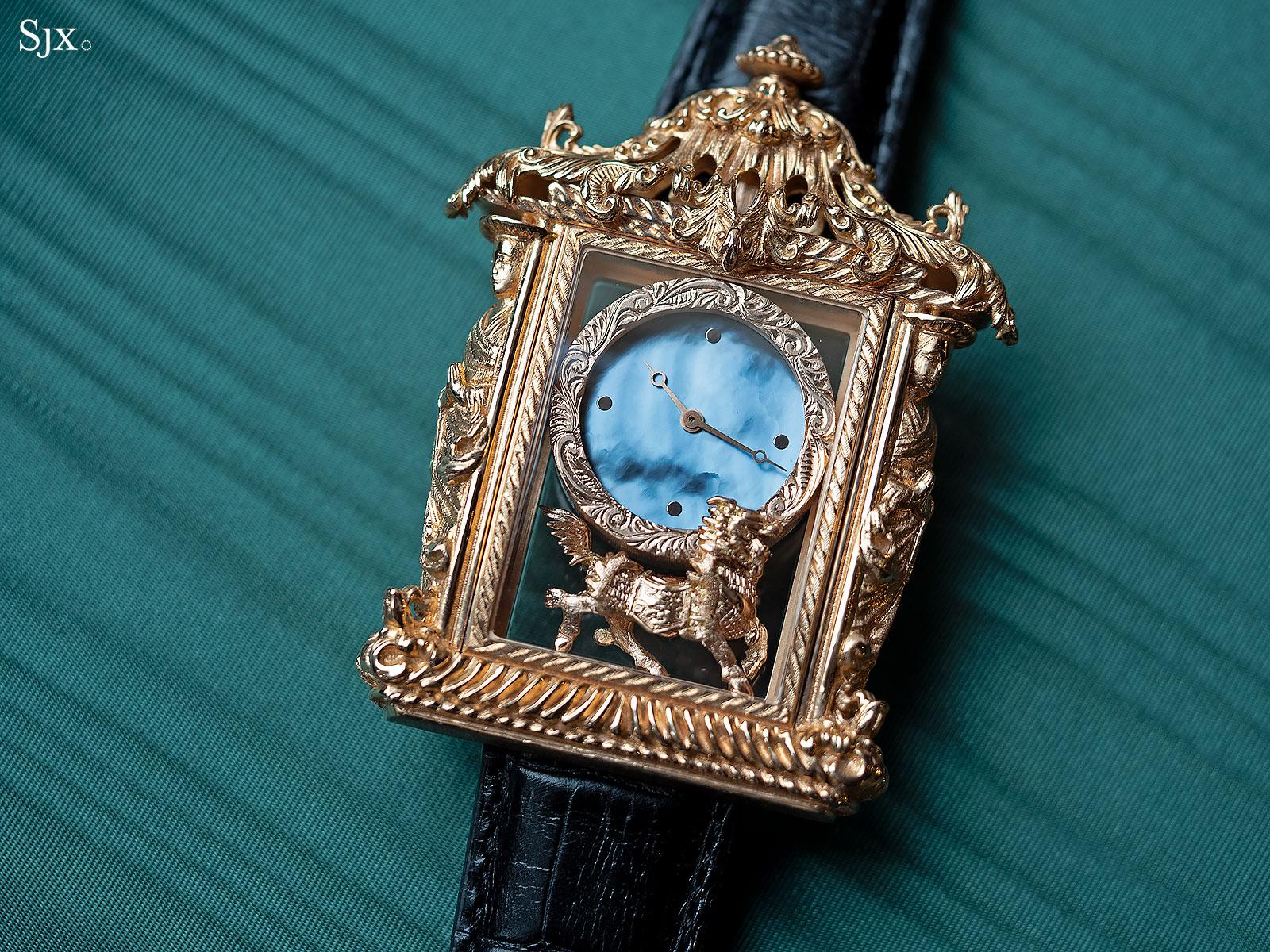 Dolce Gabbana Alta Orologeria Qilin watch 1