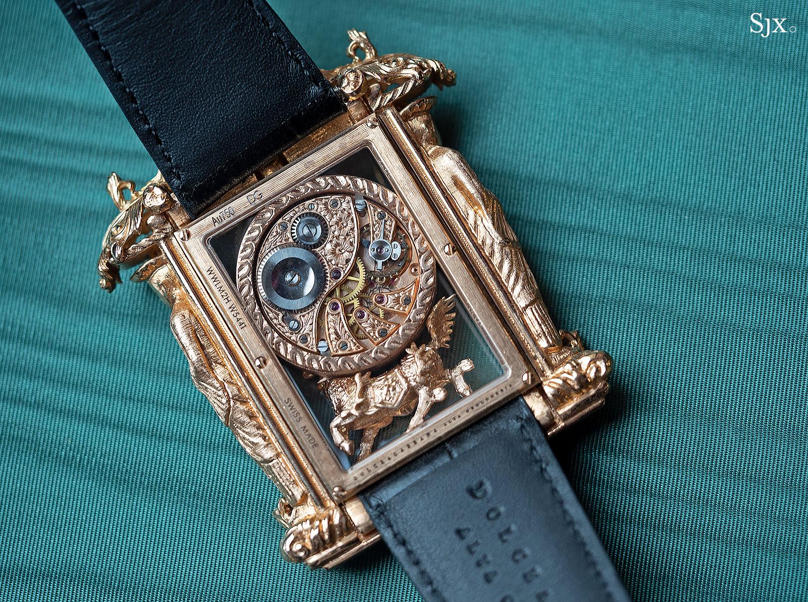 Dolce Gabbana Alta Orologeria Qilin watch 6