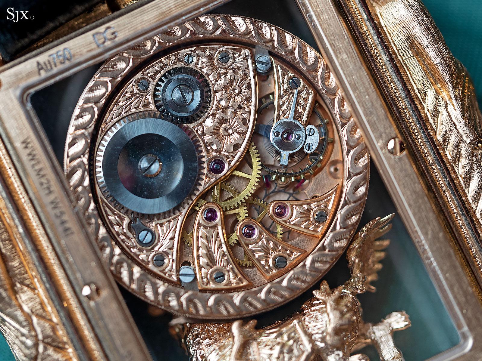 Dolce Gabbana Alta Orologeria Qilin watch 7