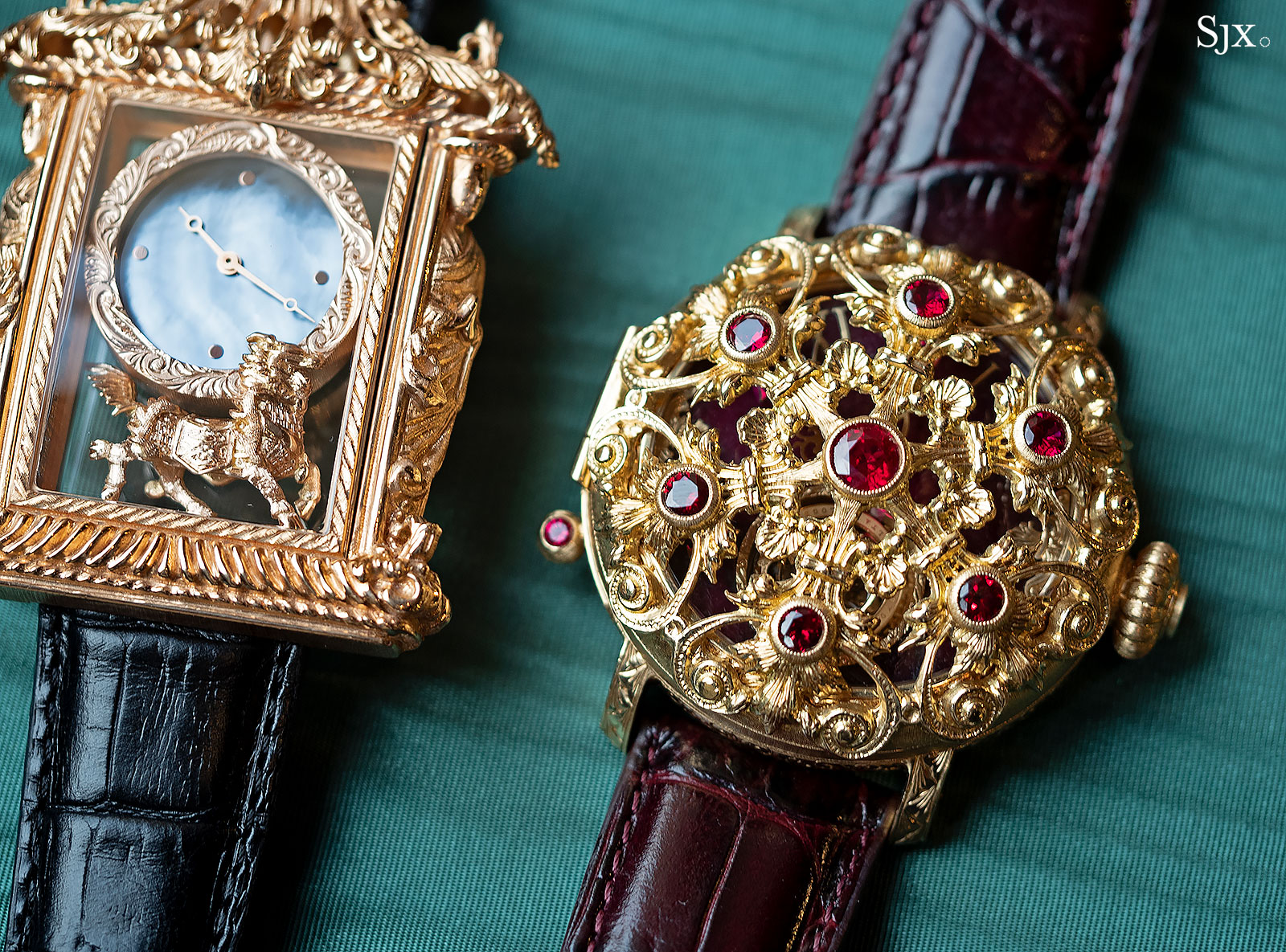 Dolce Gabbana Alta Orologeria watch