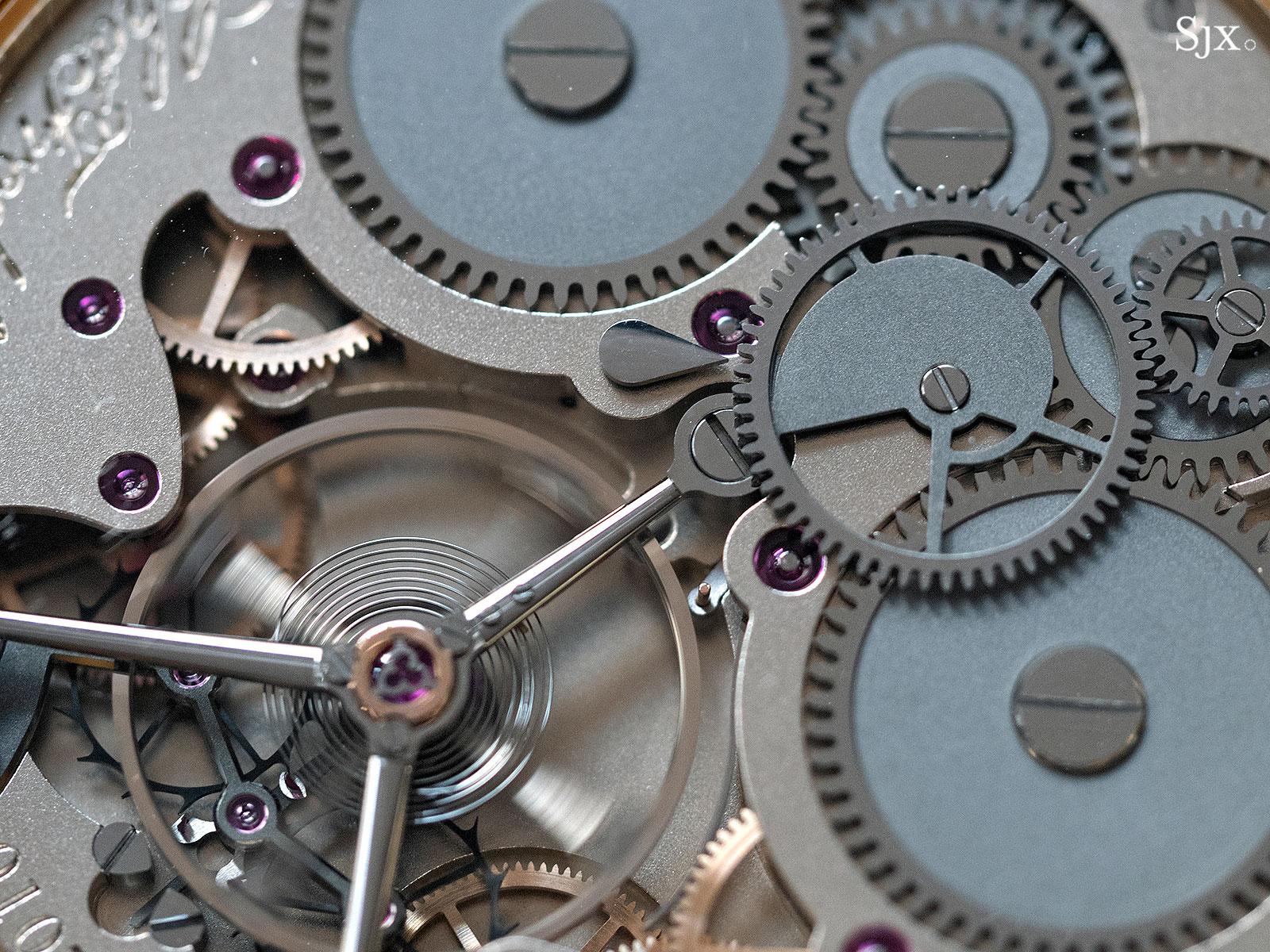 Frodsham Double Impulse Chronometer 22k gold 2