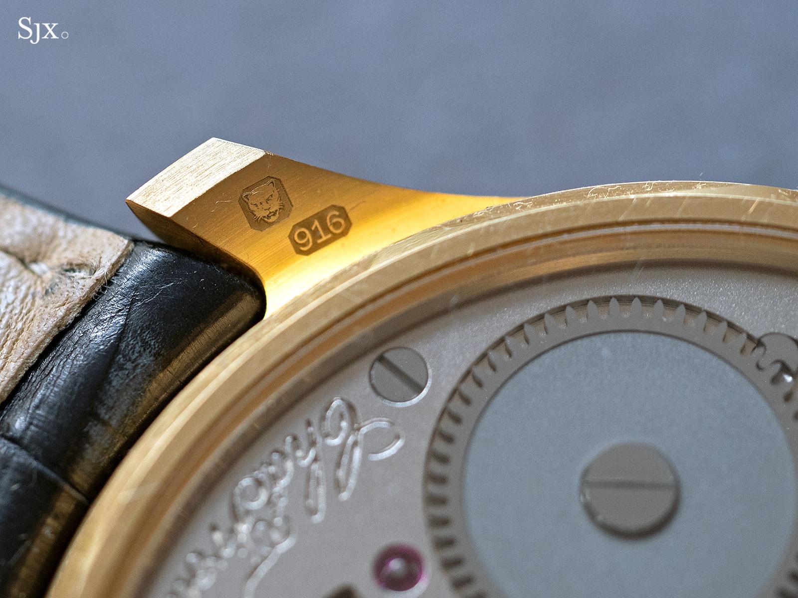 Frodsham Double Impulse Chronometer 22k gold 3