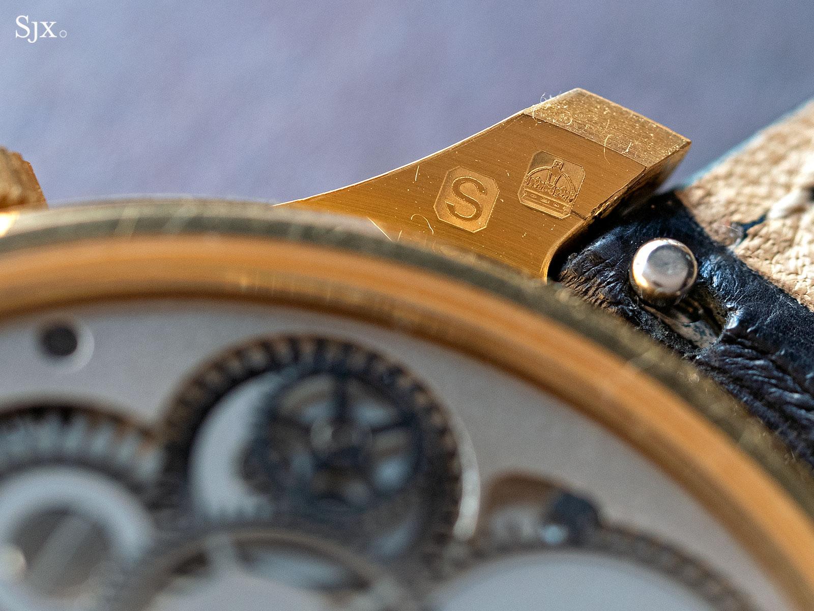 Frodsham Double Impulse Chronometer 22k gold 4