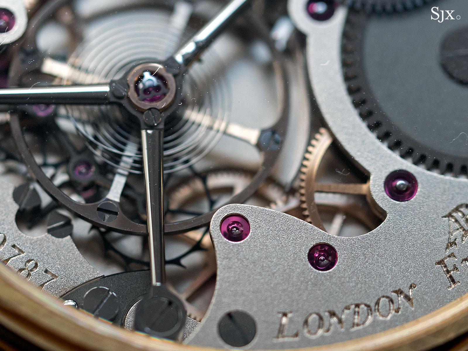 Frodsham Double Impulse Chronometer 22k gold 6