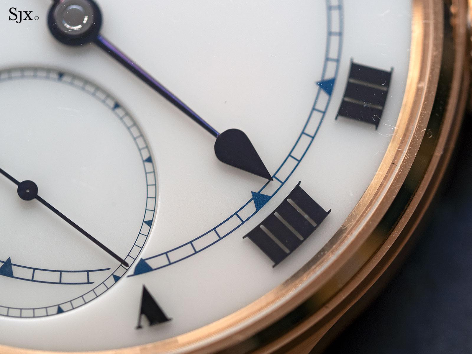 Frodsham Double Impulse chronometer rose gold 2