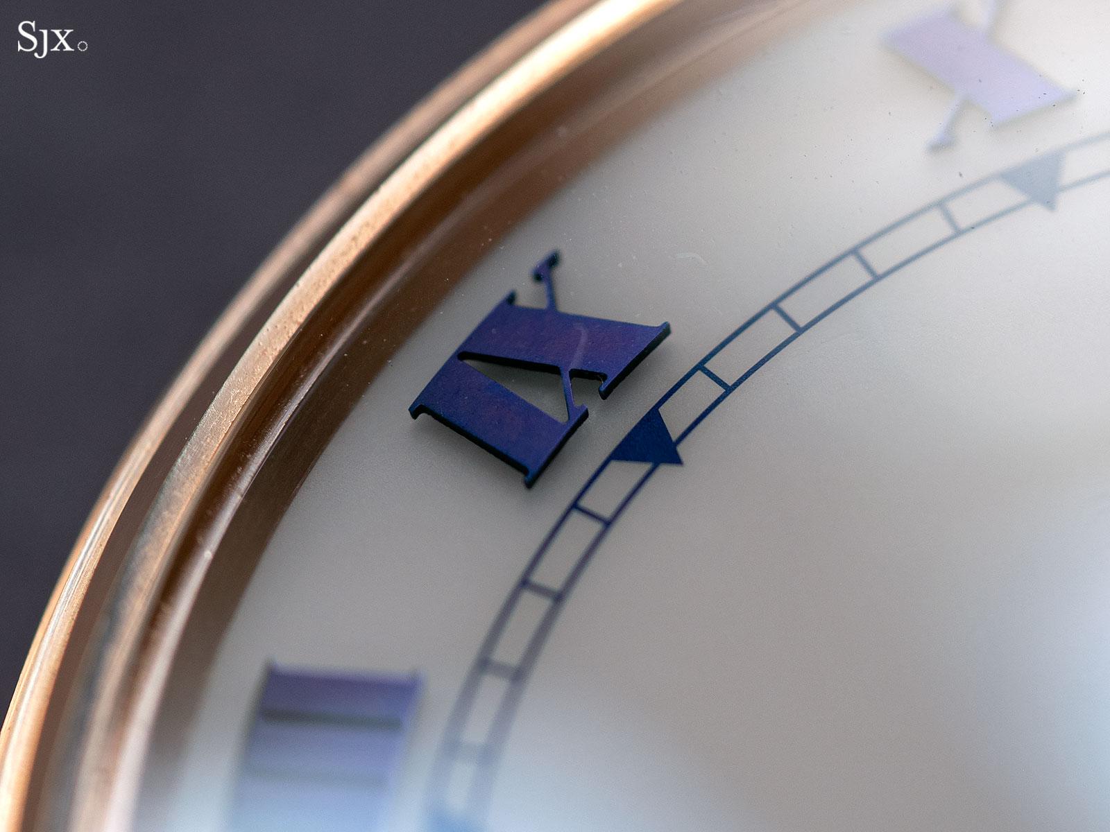 Frodsham Double Impulse chronometer rose gold 4