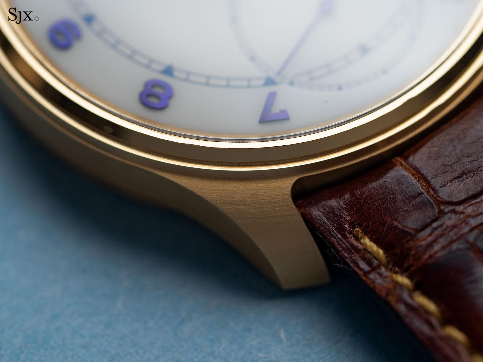 Frodsham Double Impulse chronometer yellow gold 1