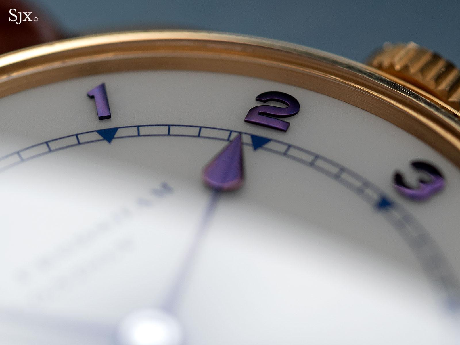 Frodsham Double Impulse chronometer yellow gold 2