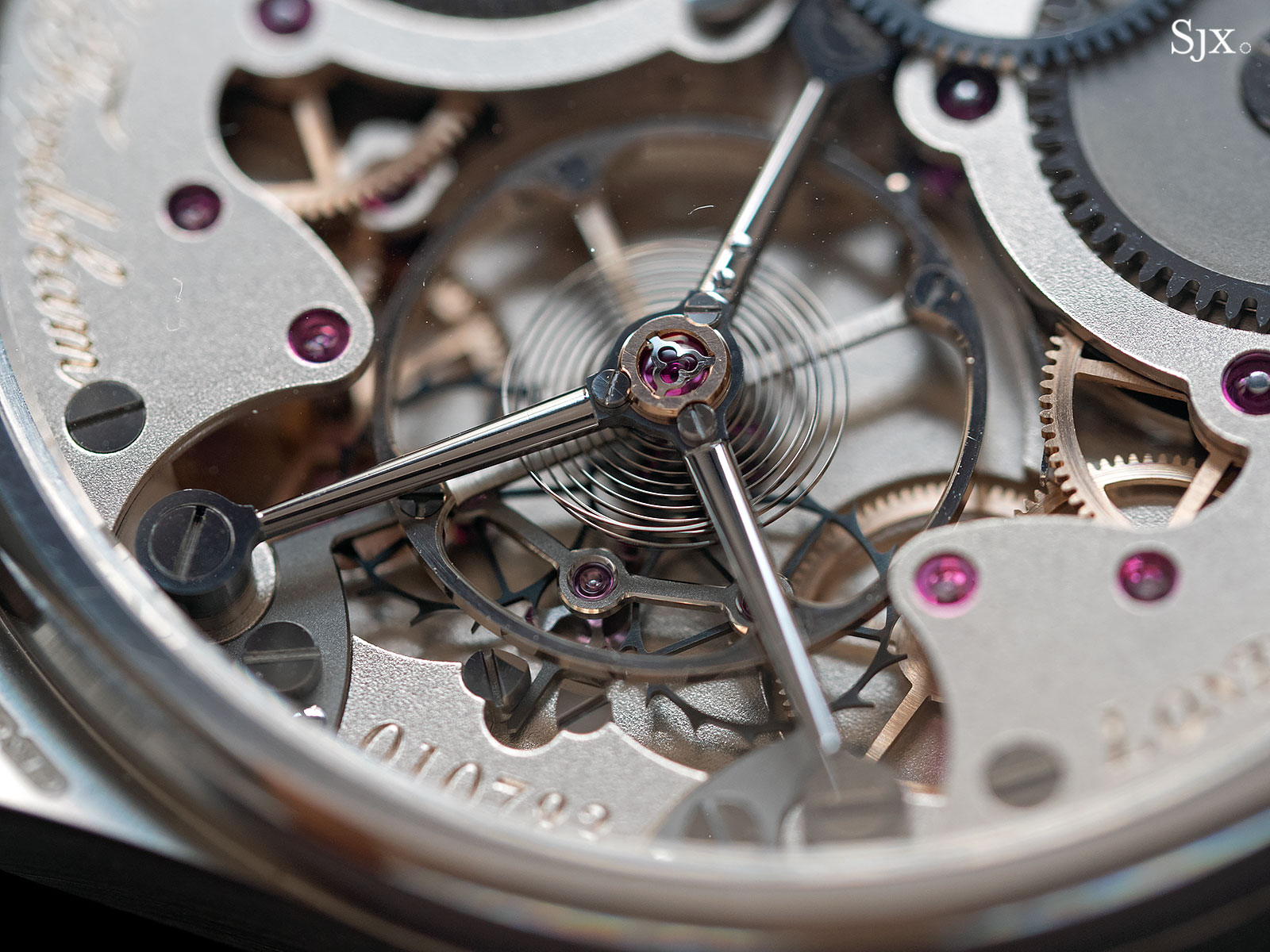 Frodsham Double Impulse wristwatch steel 5