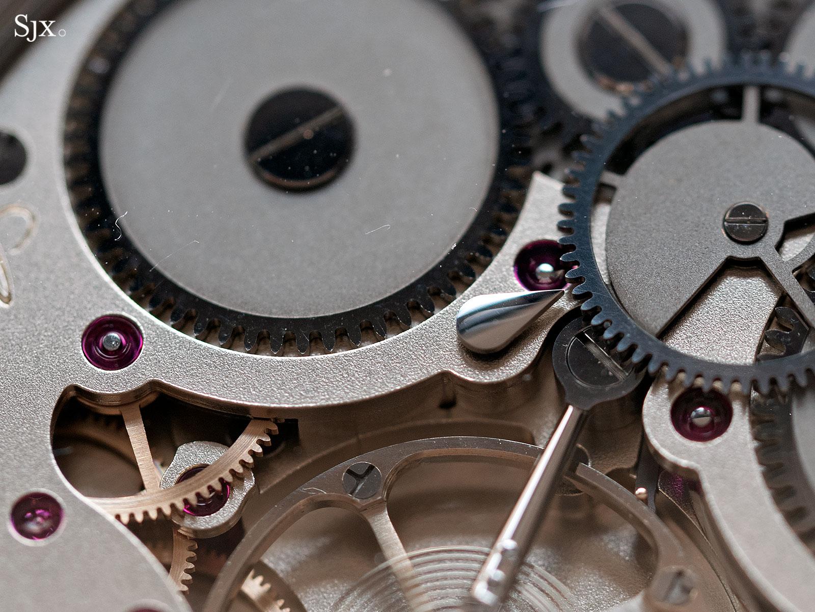 Frodsham Double Impulse wristwatch steel 6