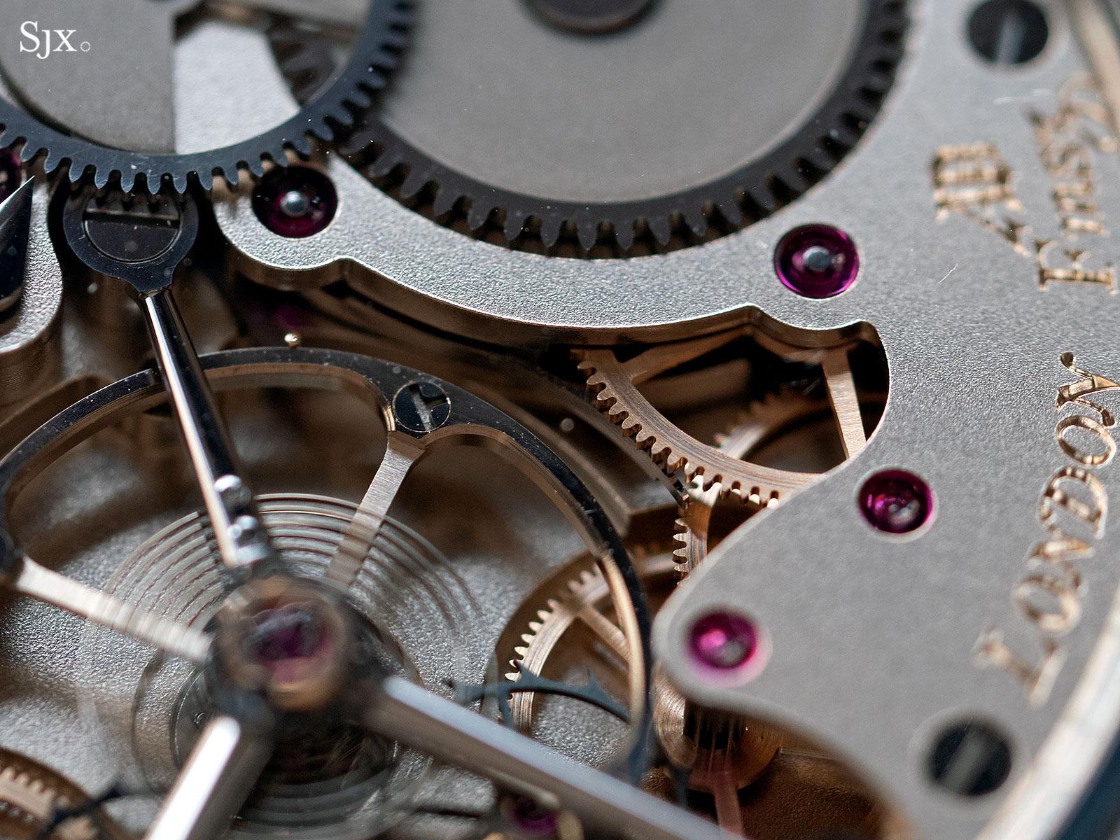 Frodsham Double Impulse wristwatch steel 8