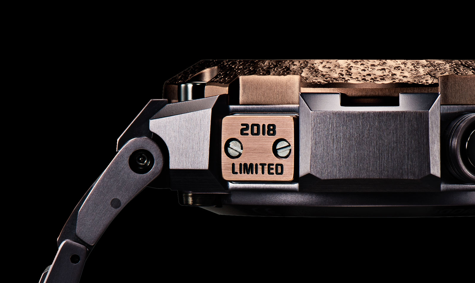G Shock MR-G Hammer Tone MRG-G2000HA 5