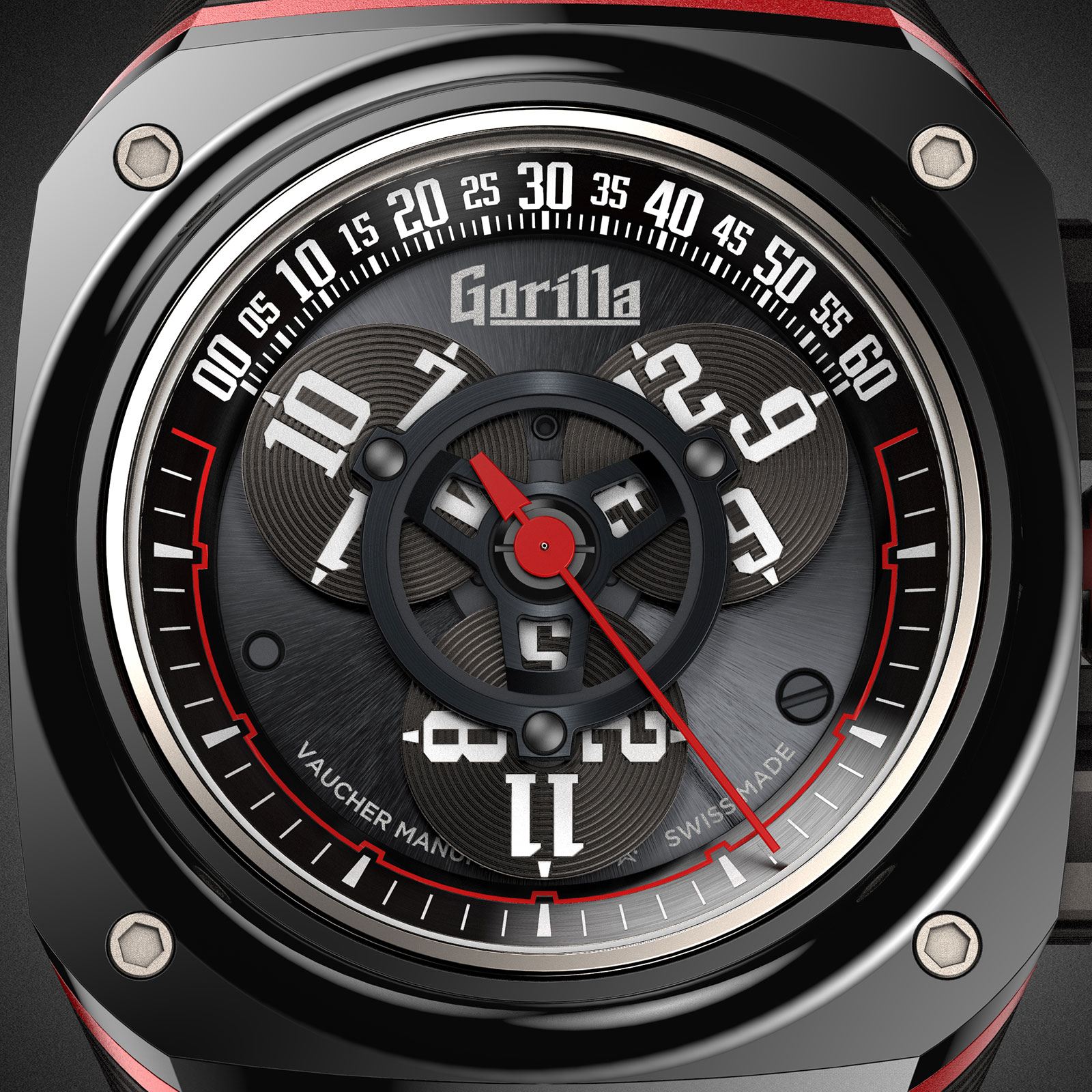 Gorilla Drift Fastback watch 2