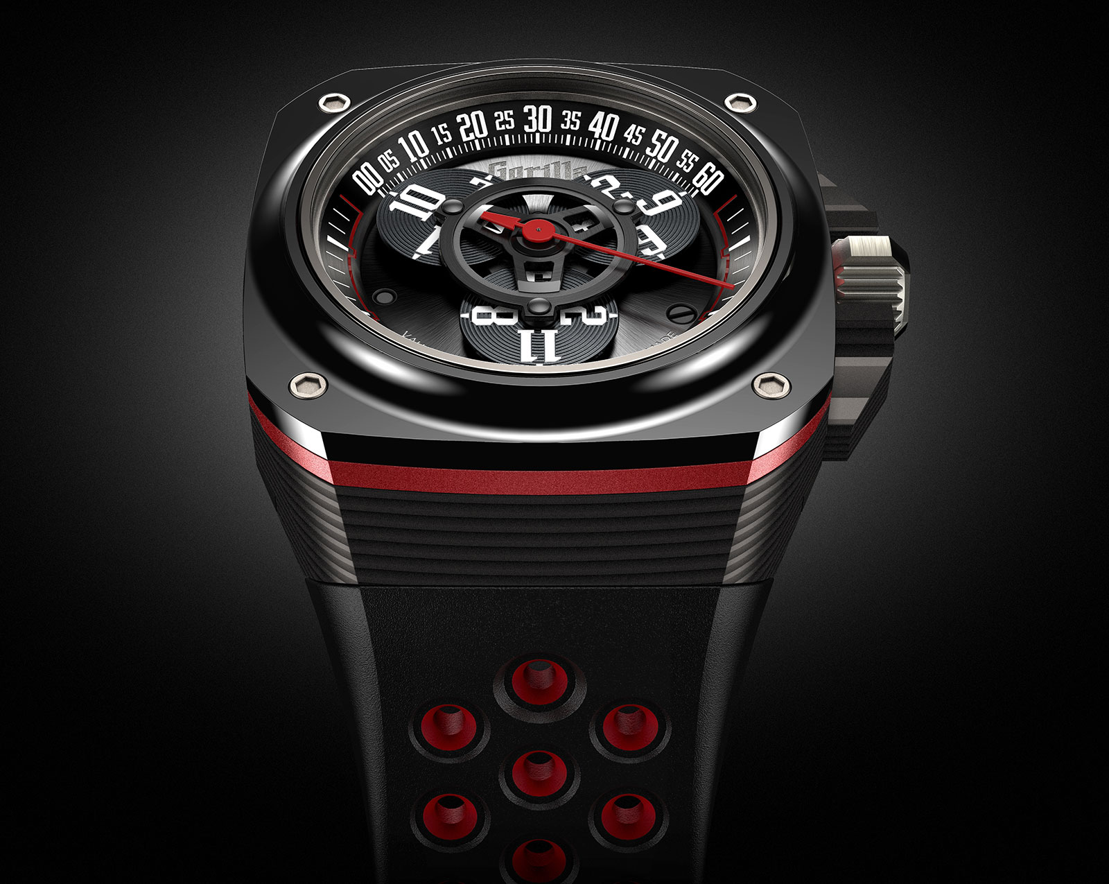 Gorilla Drift Fastback watch 3