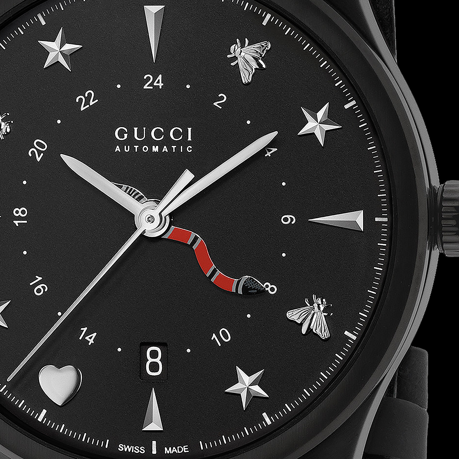 Gucci G-Timeless GMT watch YA126333