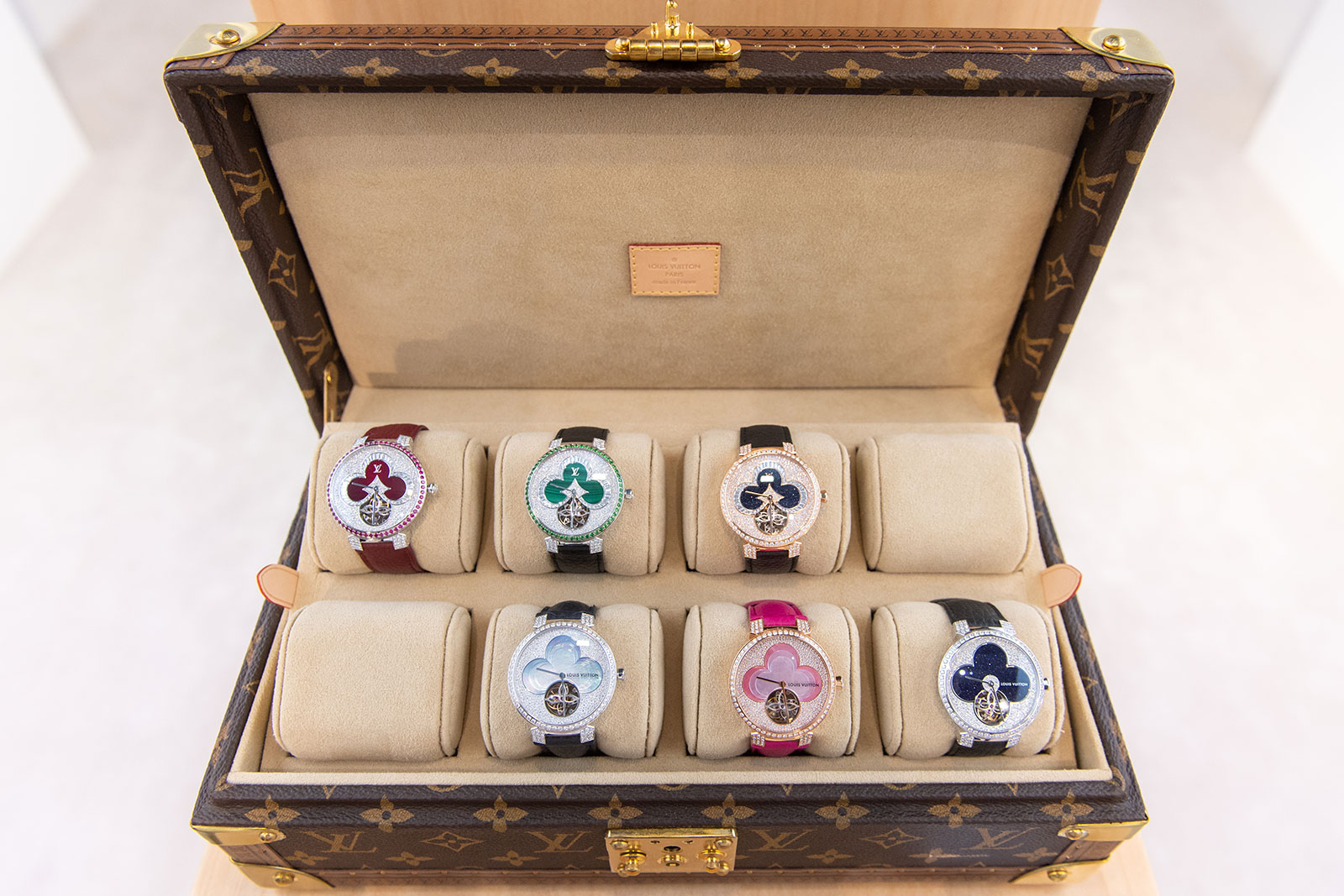Louis-Vuitton-watch trunk Bangkok 2018 3